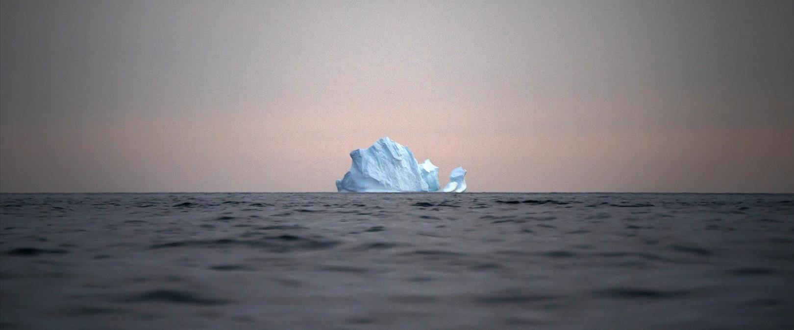 קרחון שהתנתק בגרינלנד, ארכיון
