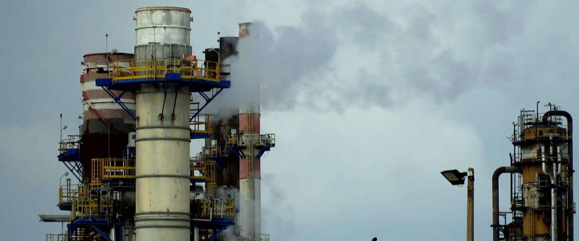 מחדל הזיהום באשדוד | מה מזהם את האוויר בדרום?