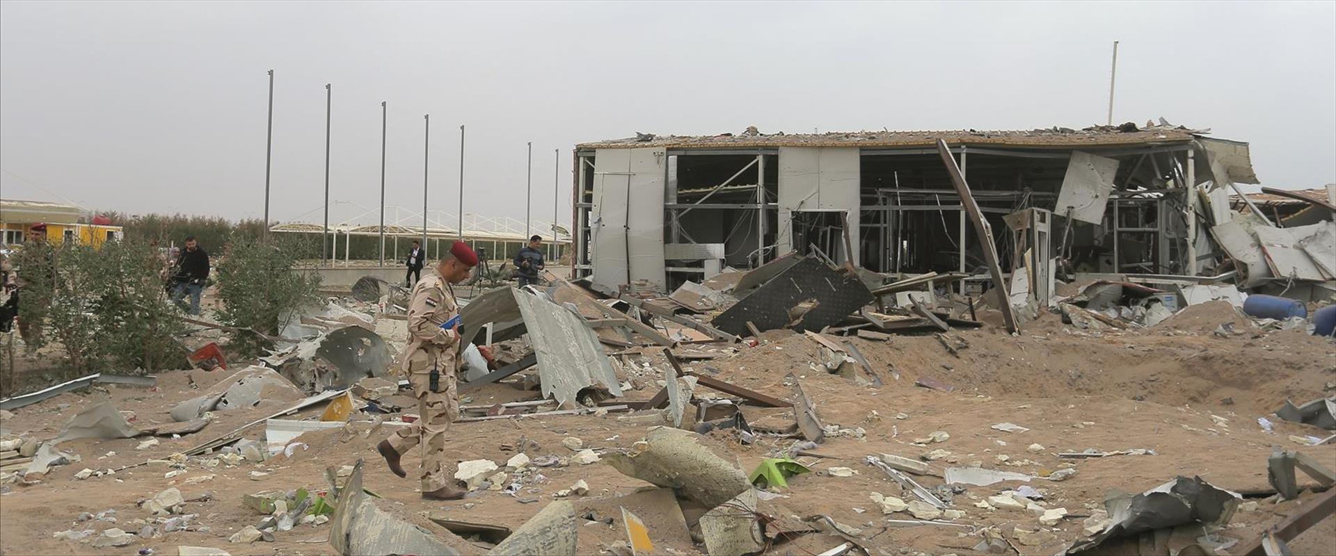 הרס בעיראק