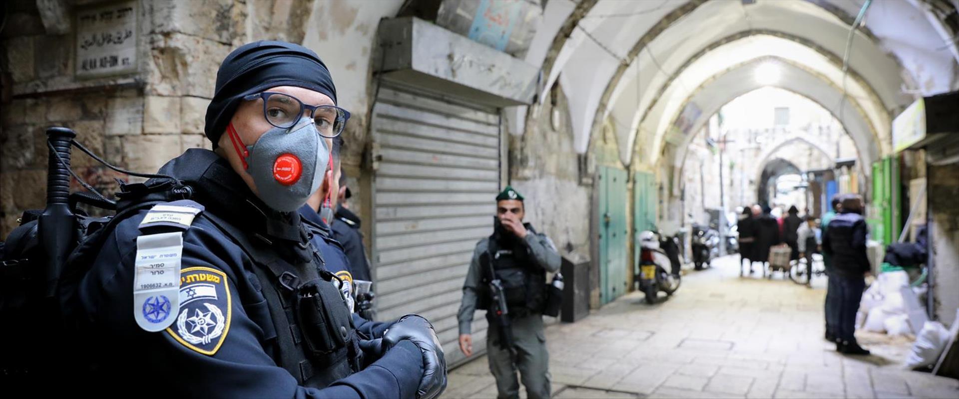 משטרה וקורונה