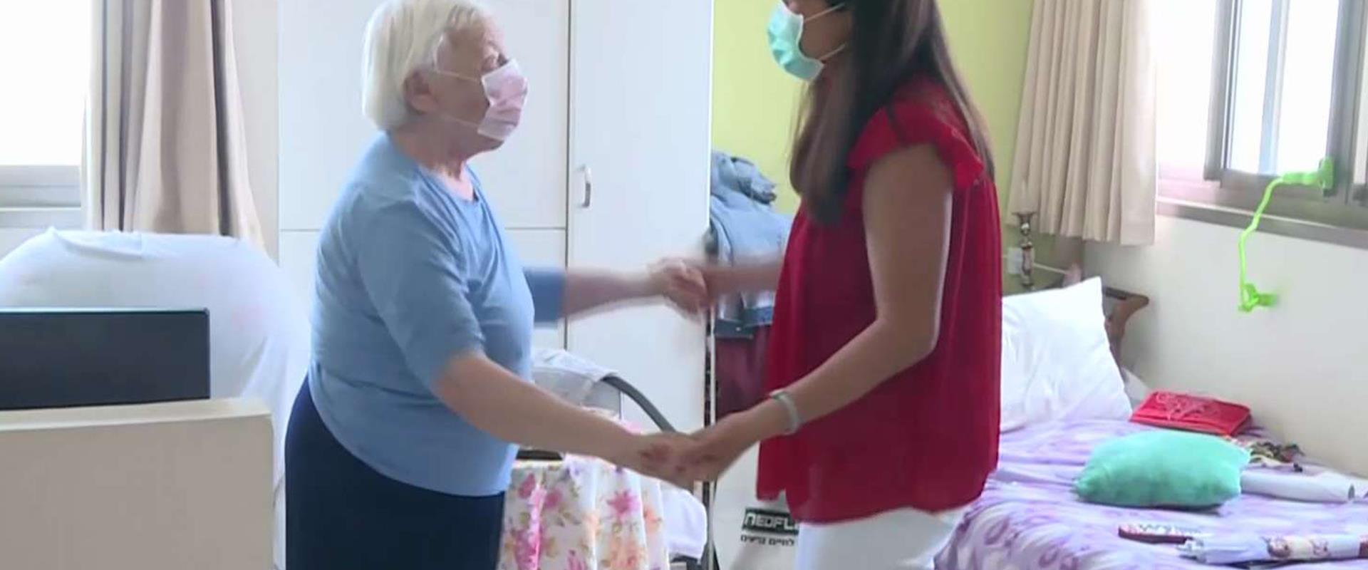 יוזמות הסיוע לקשישים בבידוד