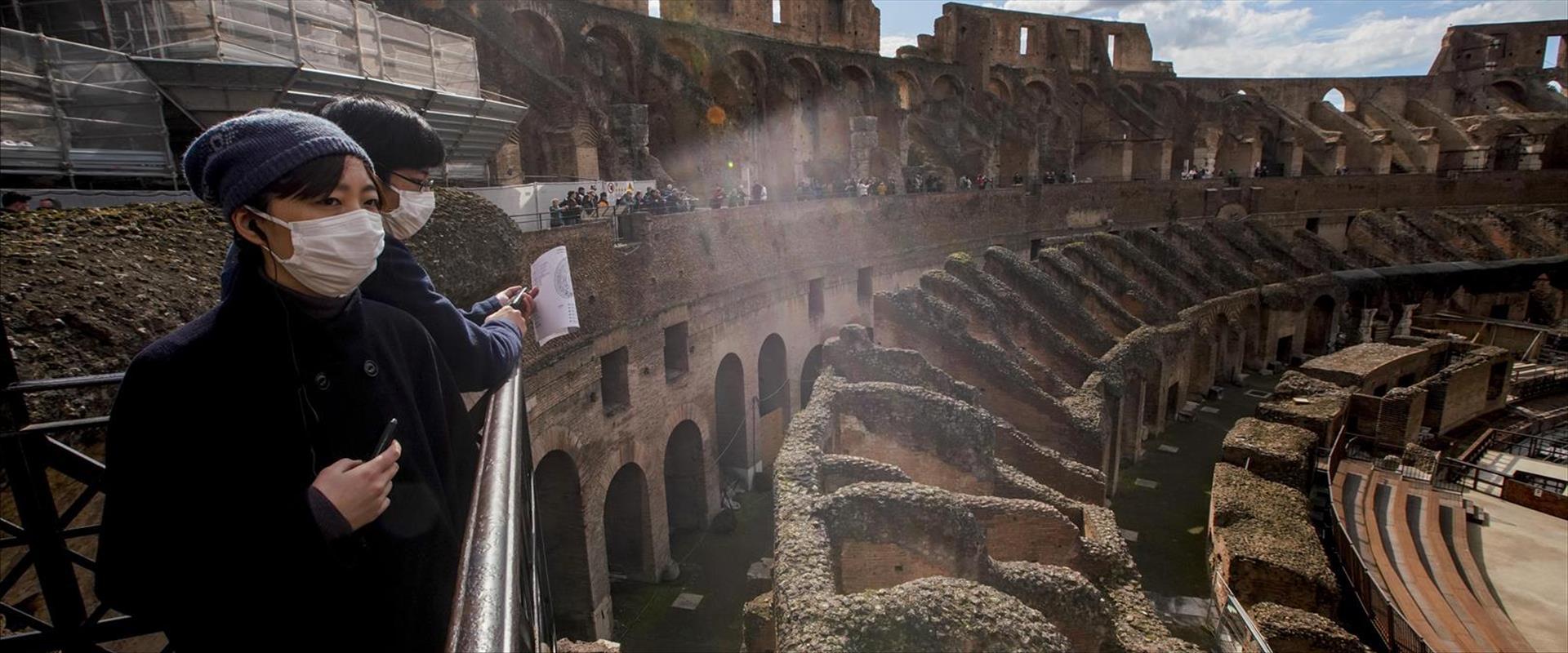 התפשטות קורונה באיטליה