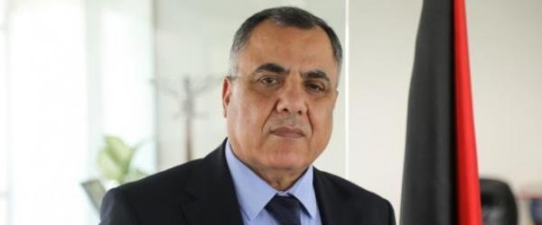 איברהים מילחם, דובר הממשלה הפלסטינית ברמאללה