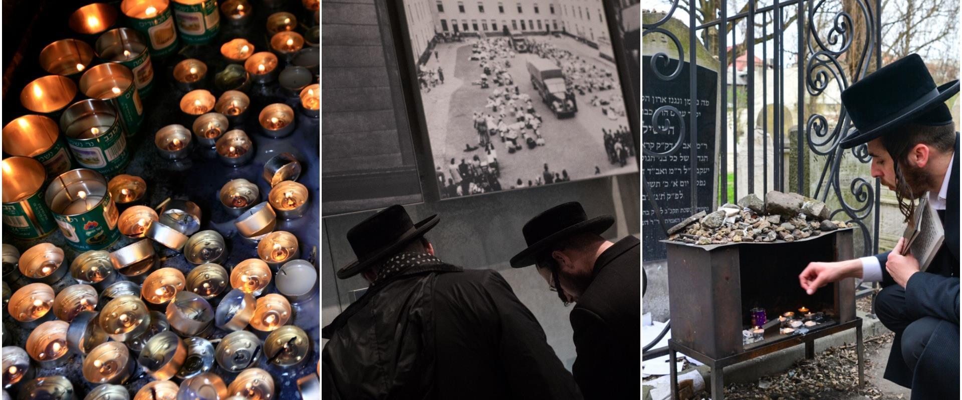 יום הזיכרון לשואה