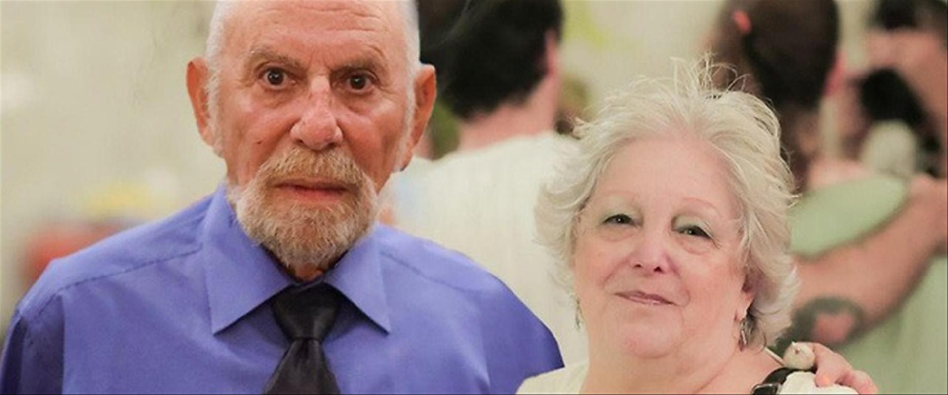 הזוג שמתו מקורונה