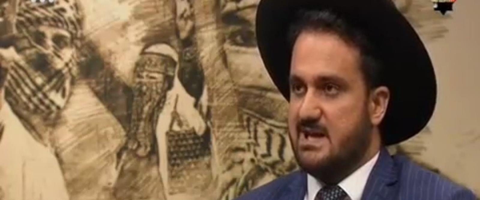 רב הקהילה היהודית באיראן יהודה גראמי