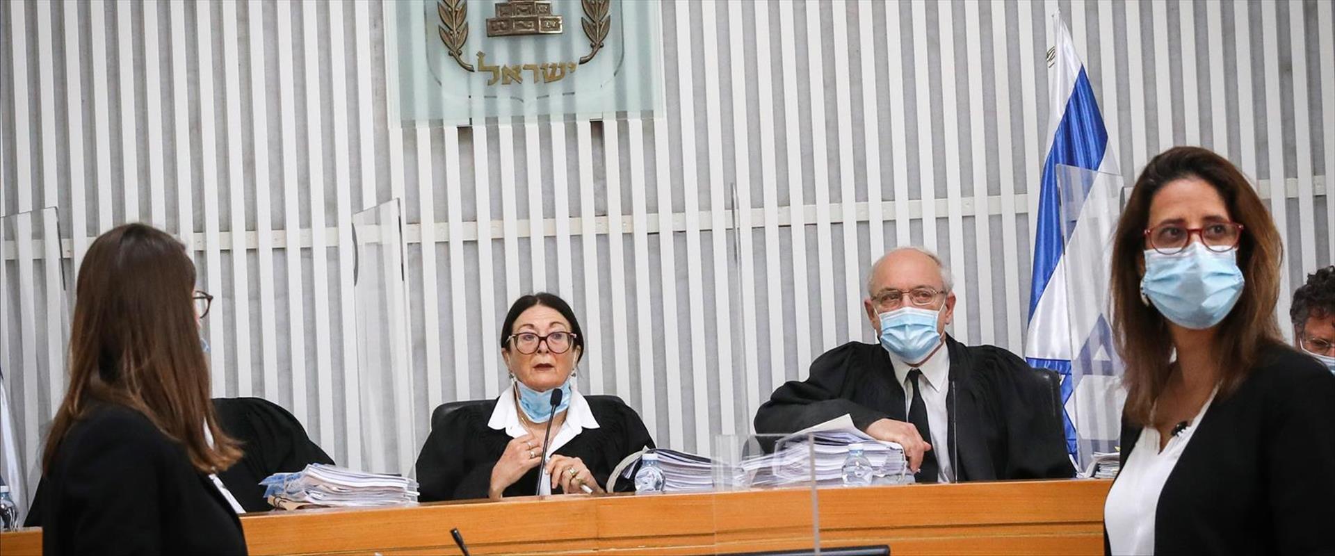 אסתר חיות וחנן מלצר שופטי בית המשפט העליון