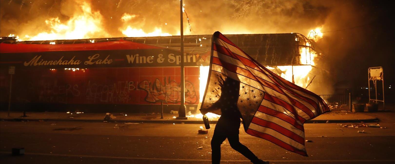 המהומות במיניאפוליס