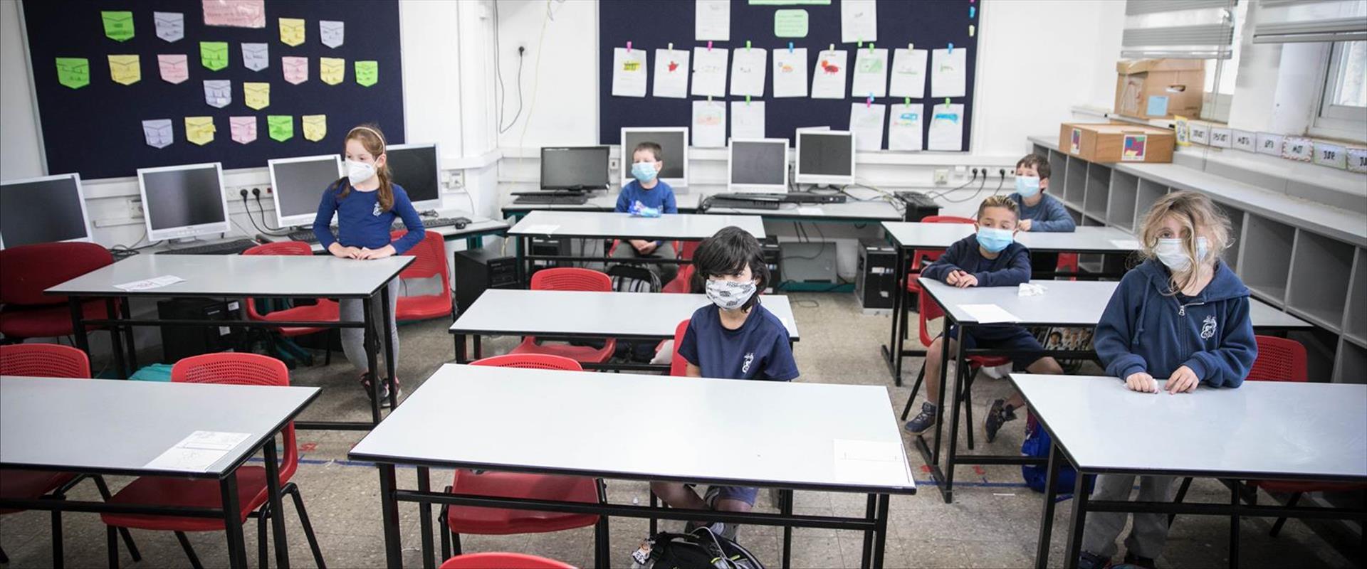 בית ספר בירושלים, 03.05.20