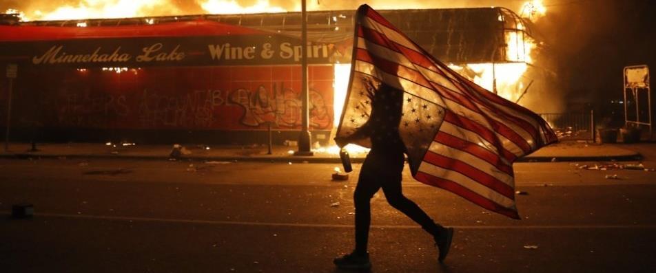 המחאות במיניאפוליס