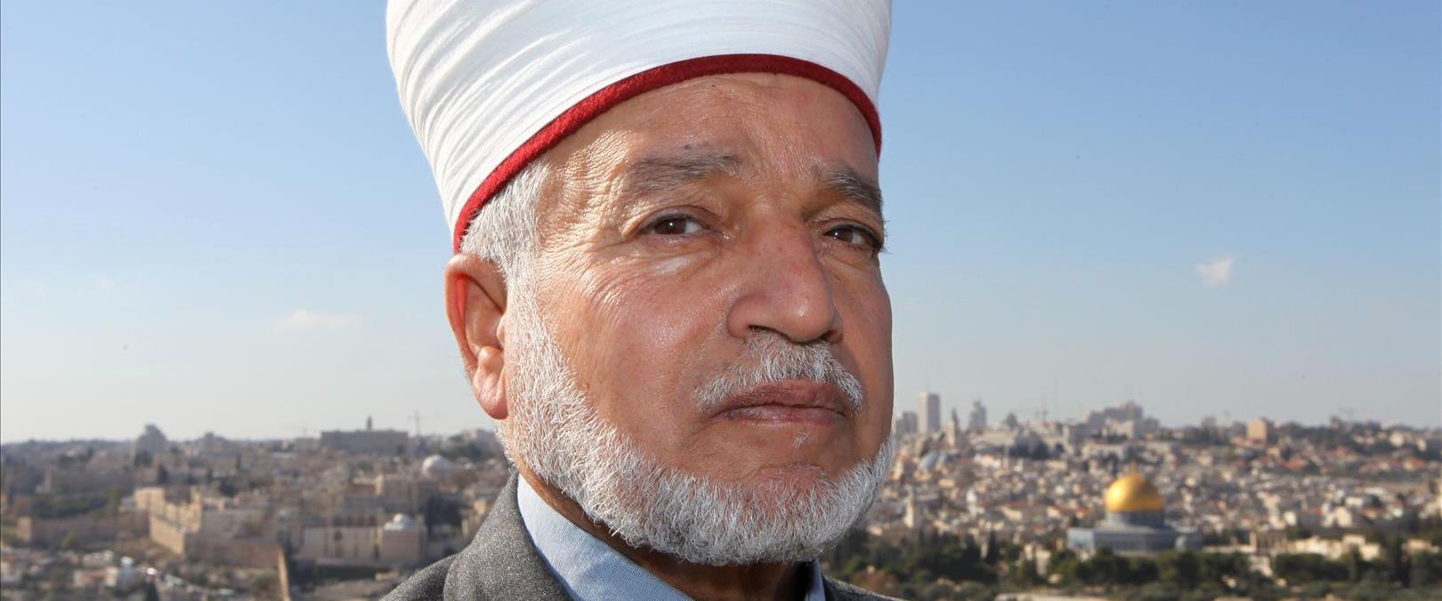 שייח' מוחמד חוסיין, ארכיון