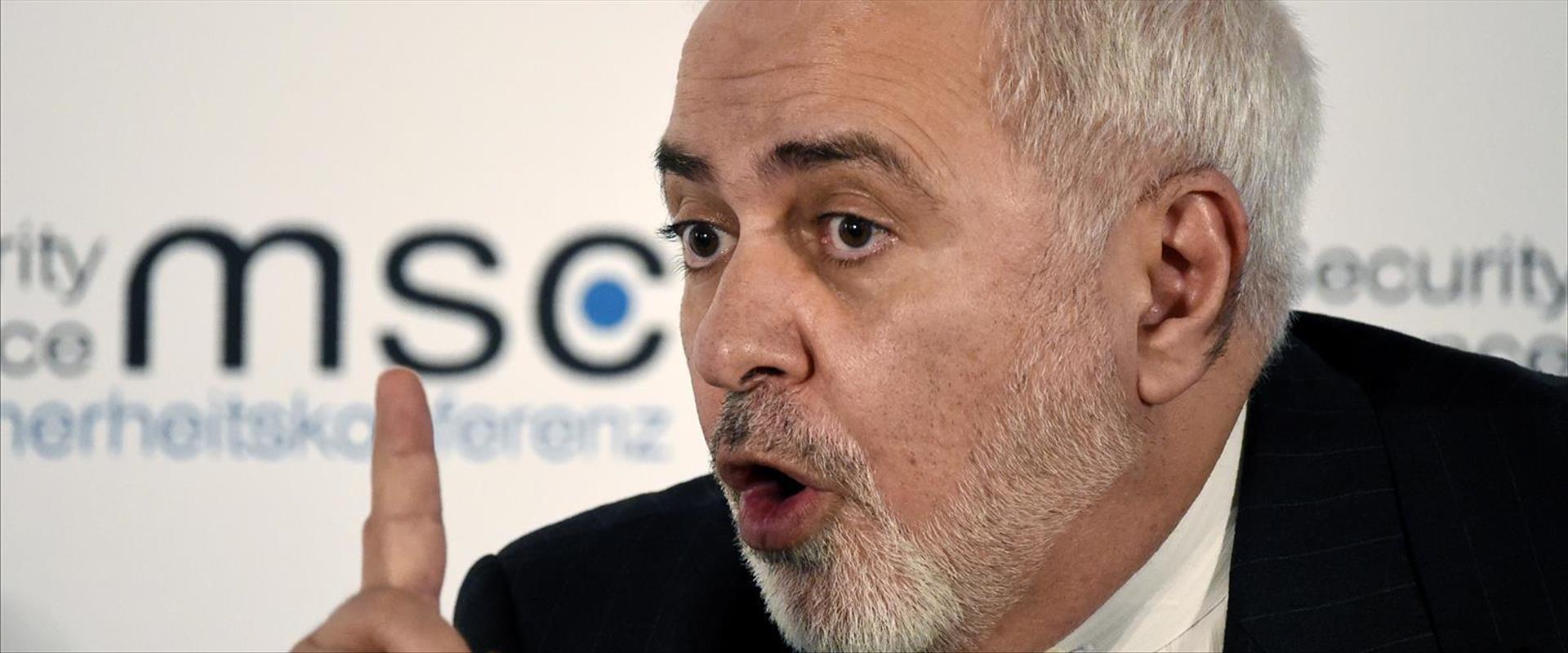 שר החוץ האיראני זריף, ארכיון