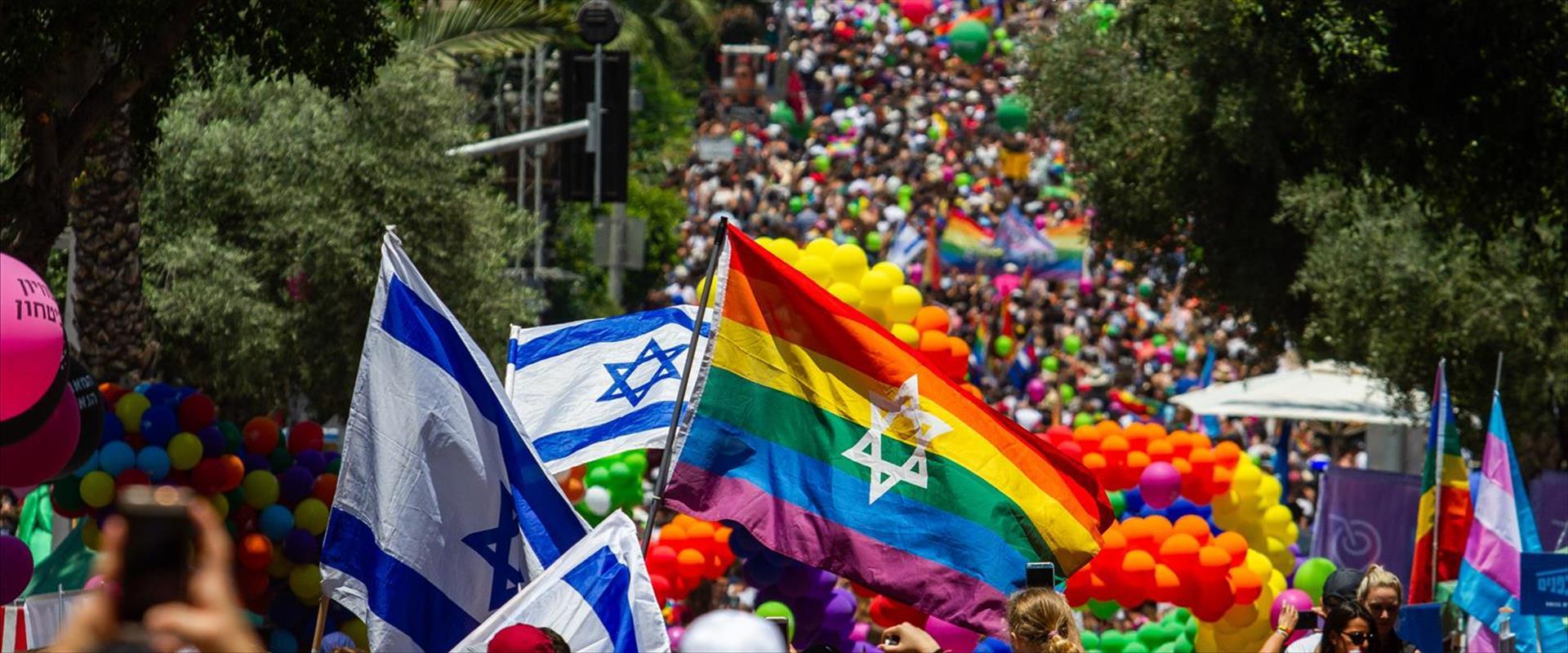 מצעד הגאווה בתל אביב, בשנה שעברה