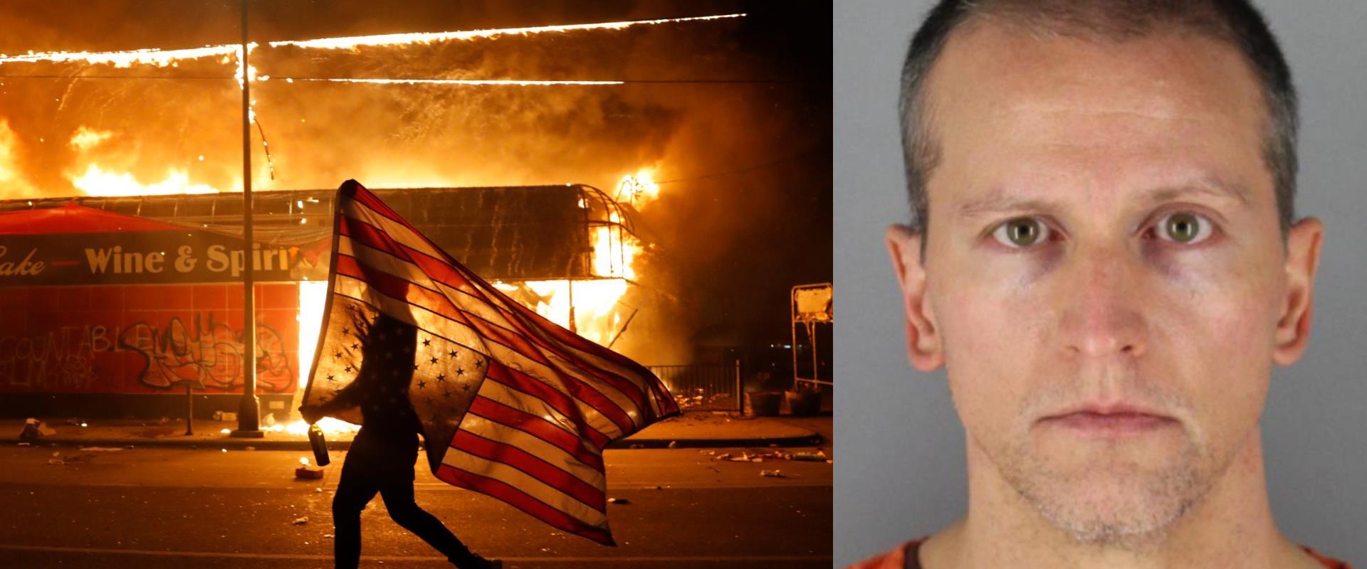 דרק שובין, השוטר הנאשם ברצח ג'ורג' פלויד