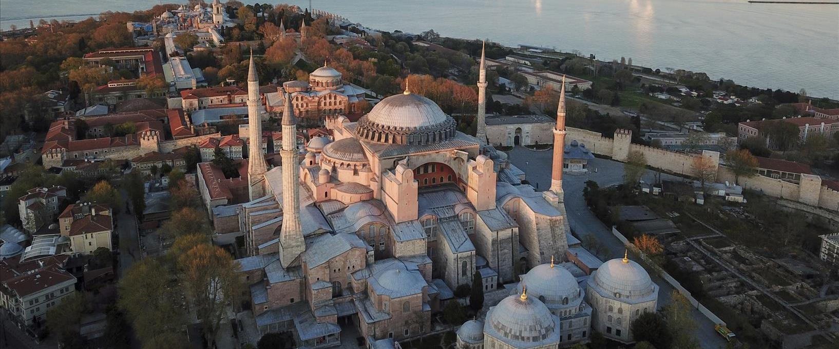 איה סופיה באיסטנבול