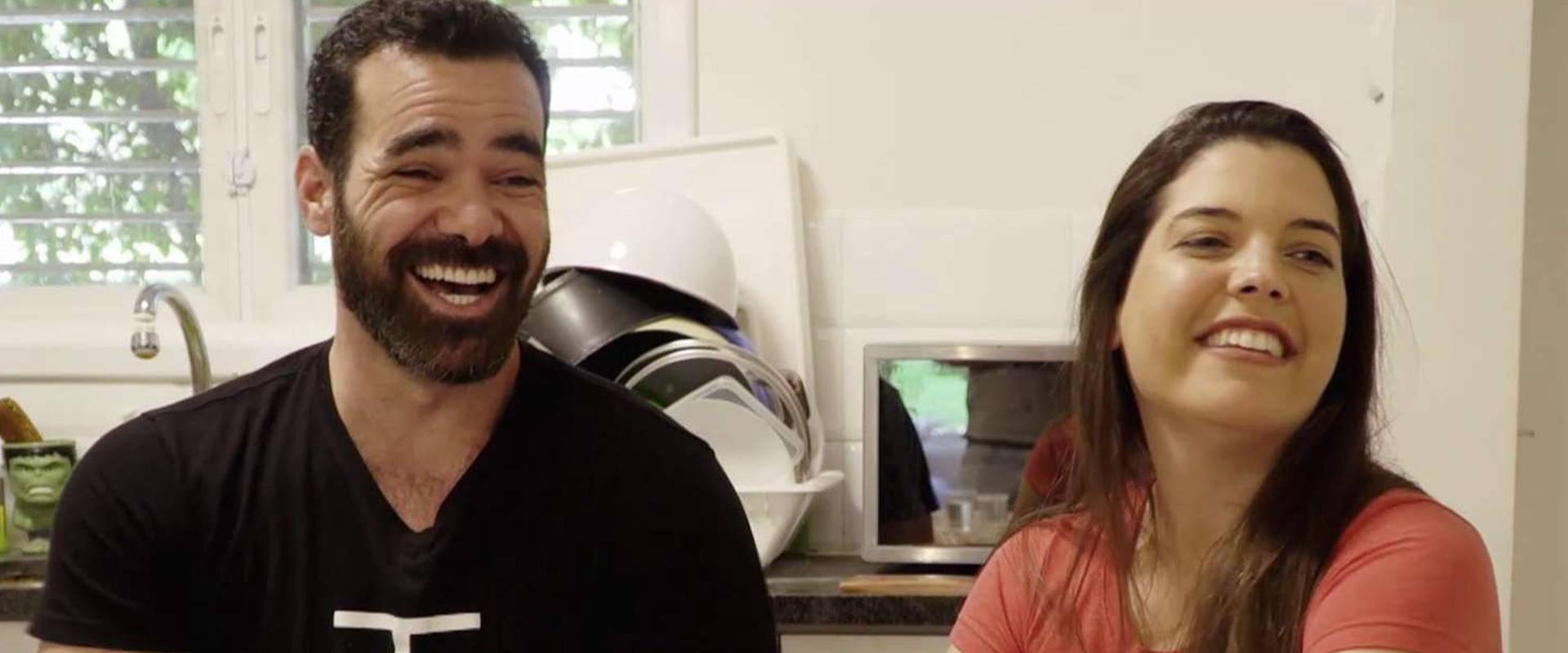 חיים בקומיקס: זוג היוצרים מישראל כובשים את העולם