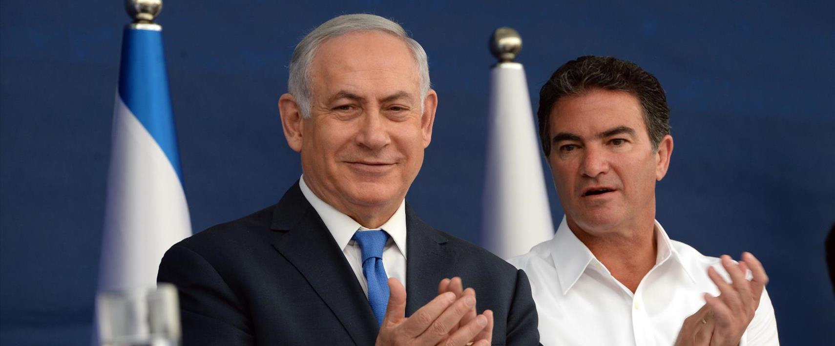 """ראש המוסד יוסי כהן ורה""""מ נתניהו"""