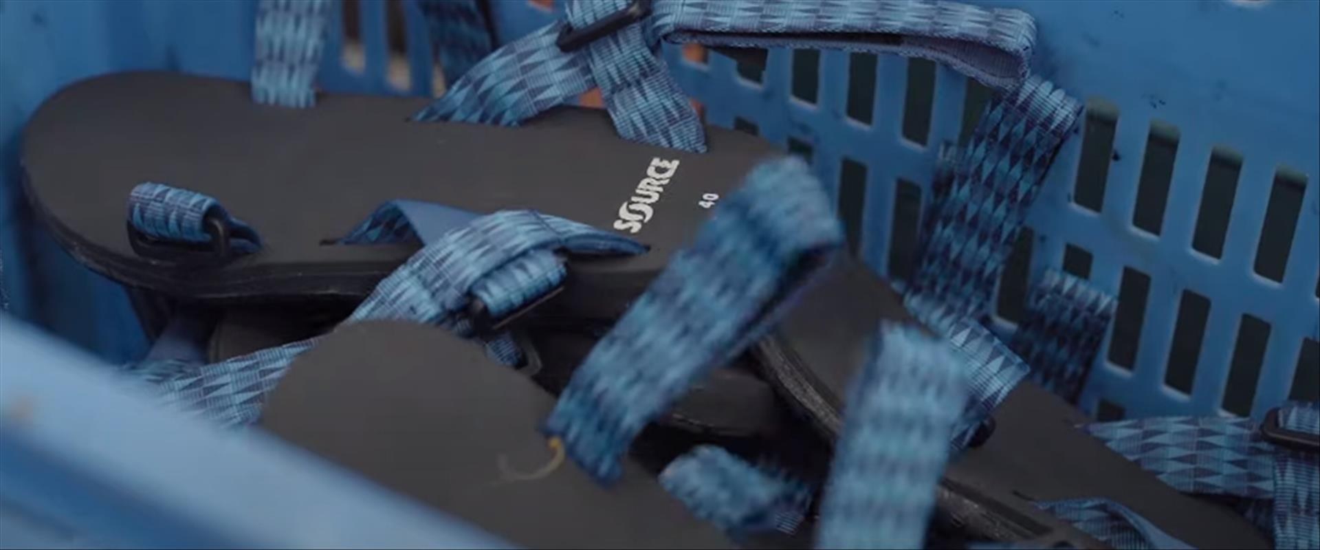 סנדלי שורש - תוצרת ישראל