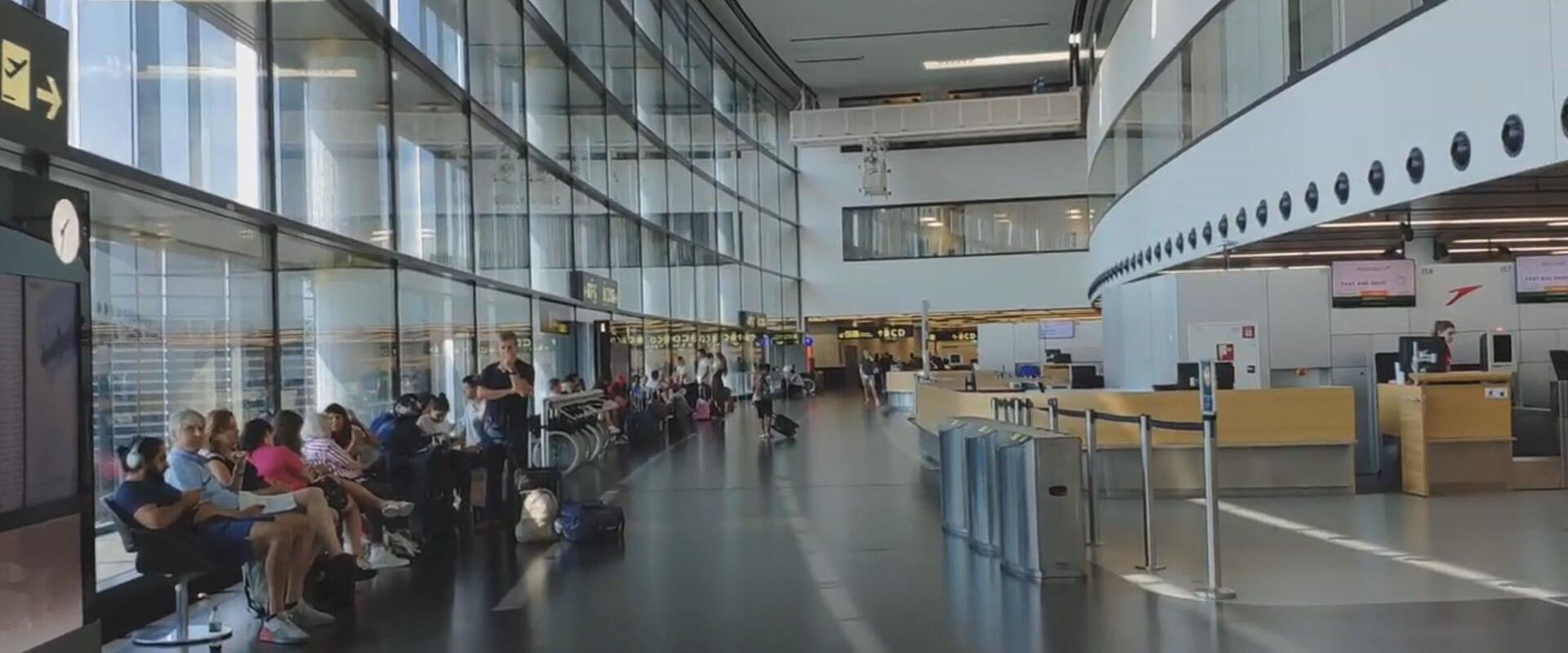 שדה התעופה בווינה, ארכיון