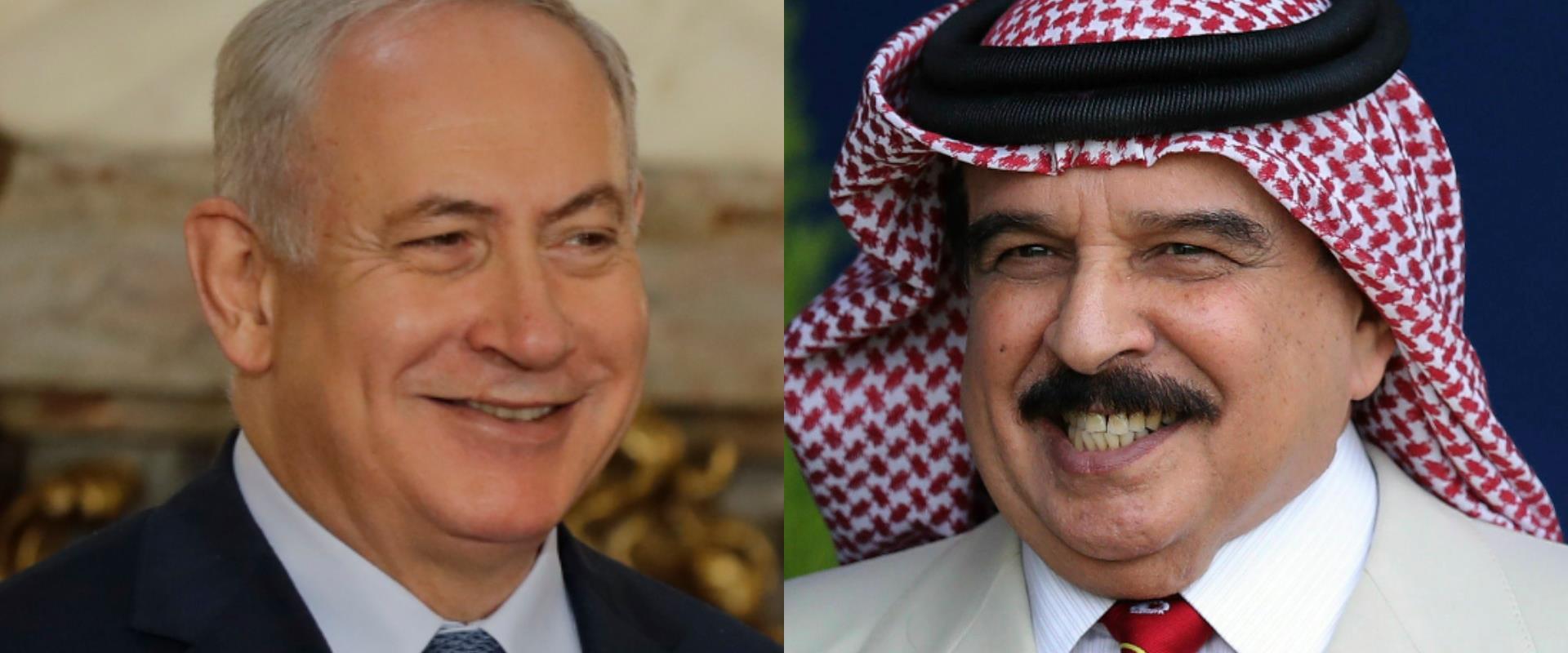 הנסיך סלמאן בן חמד אל ח'ליפה, ראש הממשלה נתניה