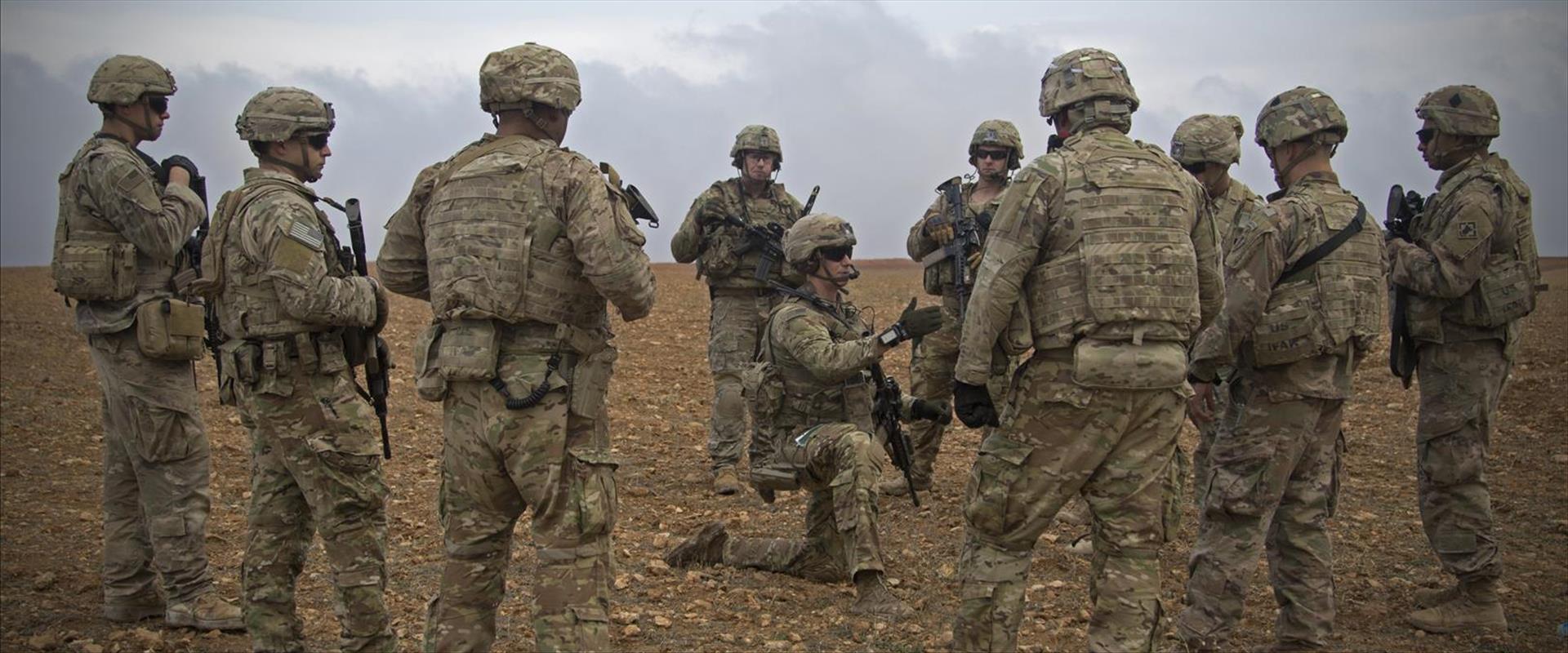 חיילי צבא ארצות הברית בסוריה, ארכיון