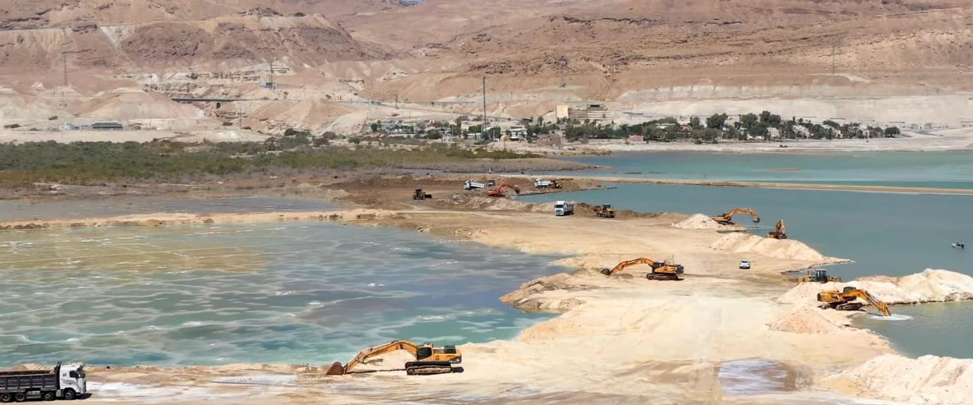 תחקיר: כך הוארך הזיכיון של כיל בים המלח – בלי מכרז