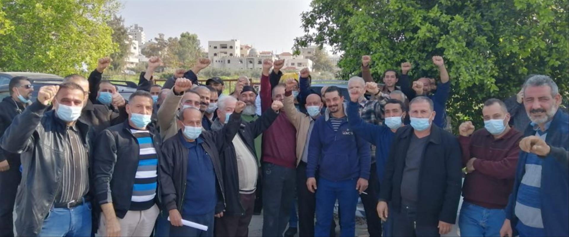 פועלים פלסטינים