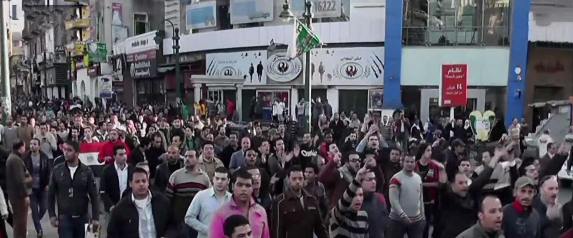 עשור לאביב הערבי: החלומות הגדולים - מול המציאות הק