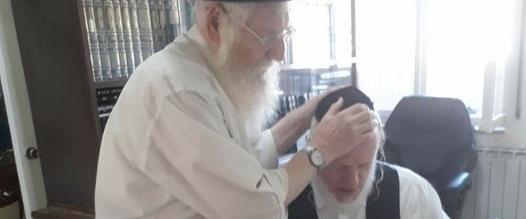 יהודה משי זהב ואביו, מתוך דף הפייסבוק