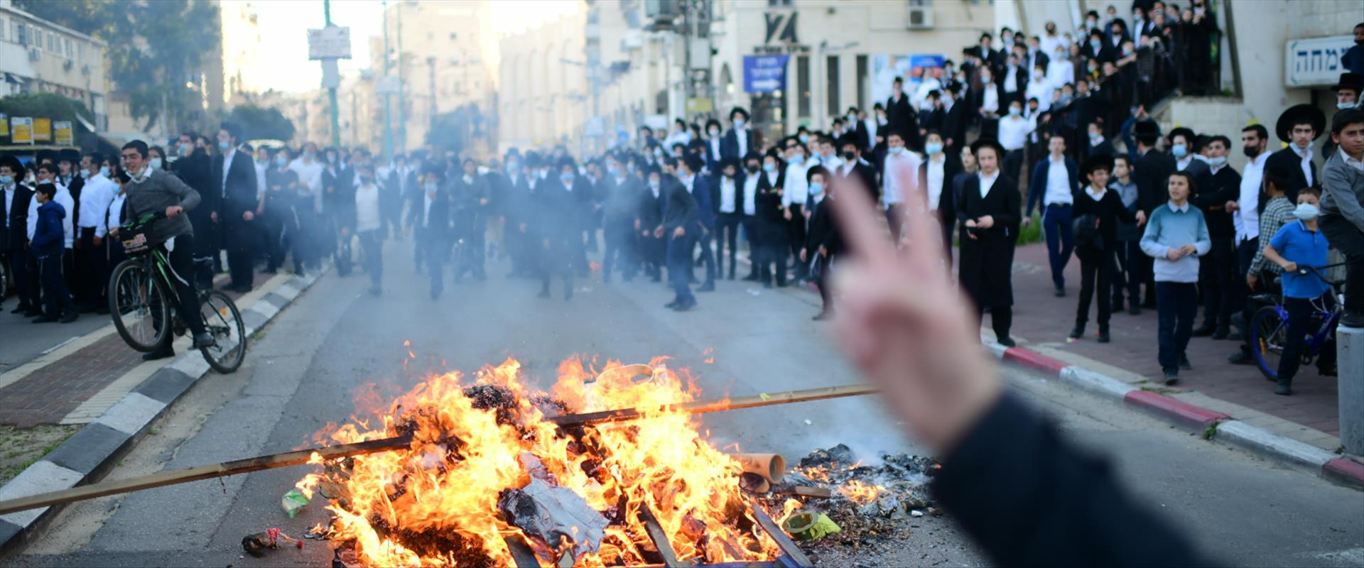 מהומות בבני ברק