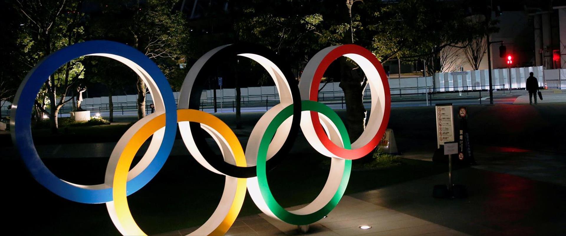 האיצטדיון הלאומי בטוקיו שביפן מבחוץ, 22.01.21
