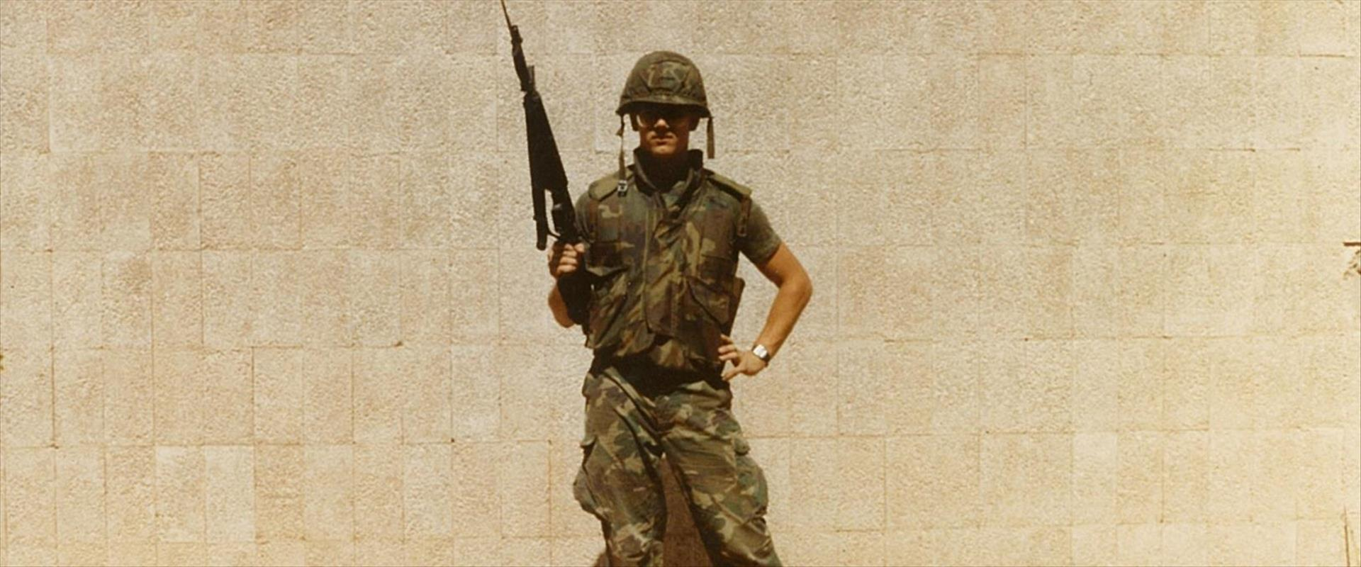 "John Dalziel - מתוך ""לבנון"""