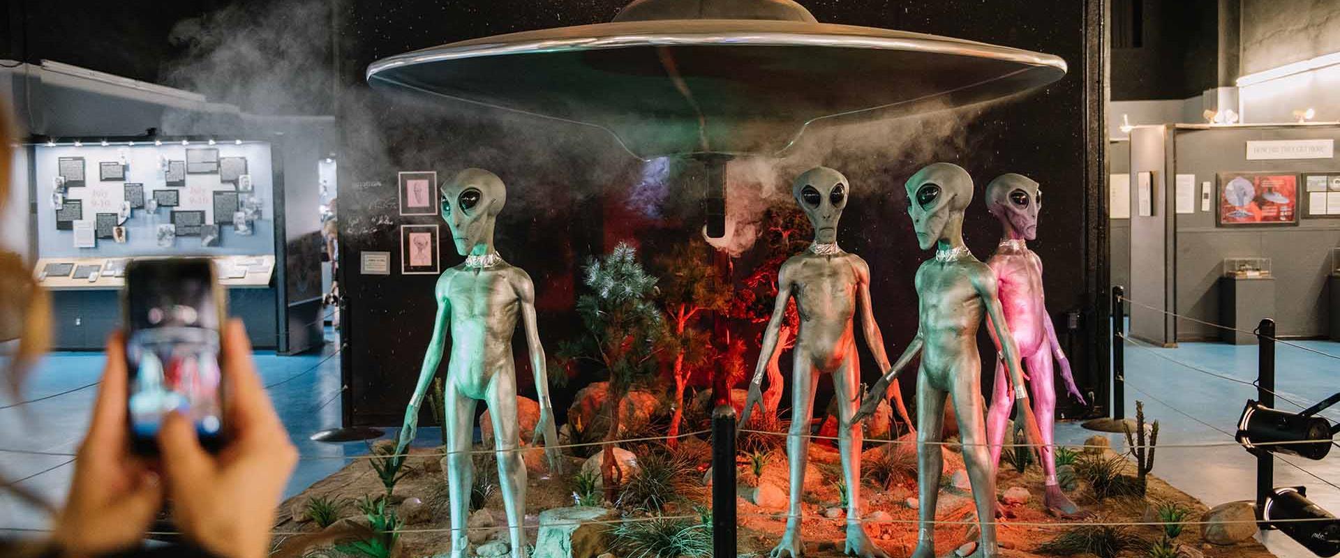 מוזיאון החייזרים ברוזוולט