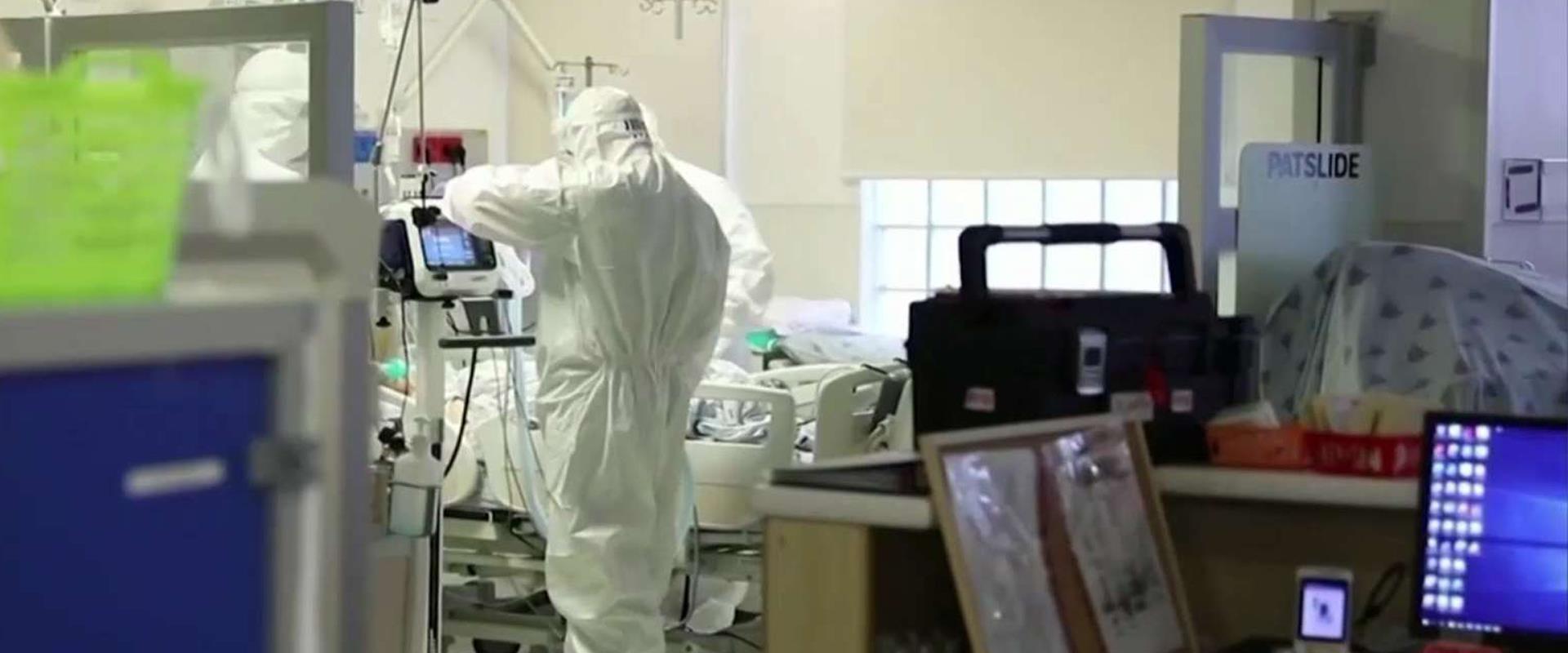 סולימאן - עדות ממחלקת קורונה