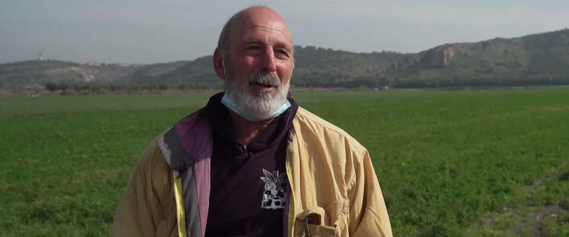 נדב רז, מנהל החקלאות לשעבר בקיבוץ מעגן מיכאל