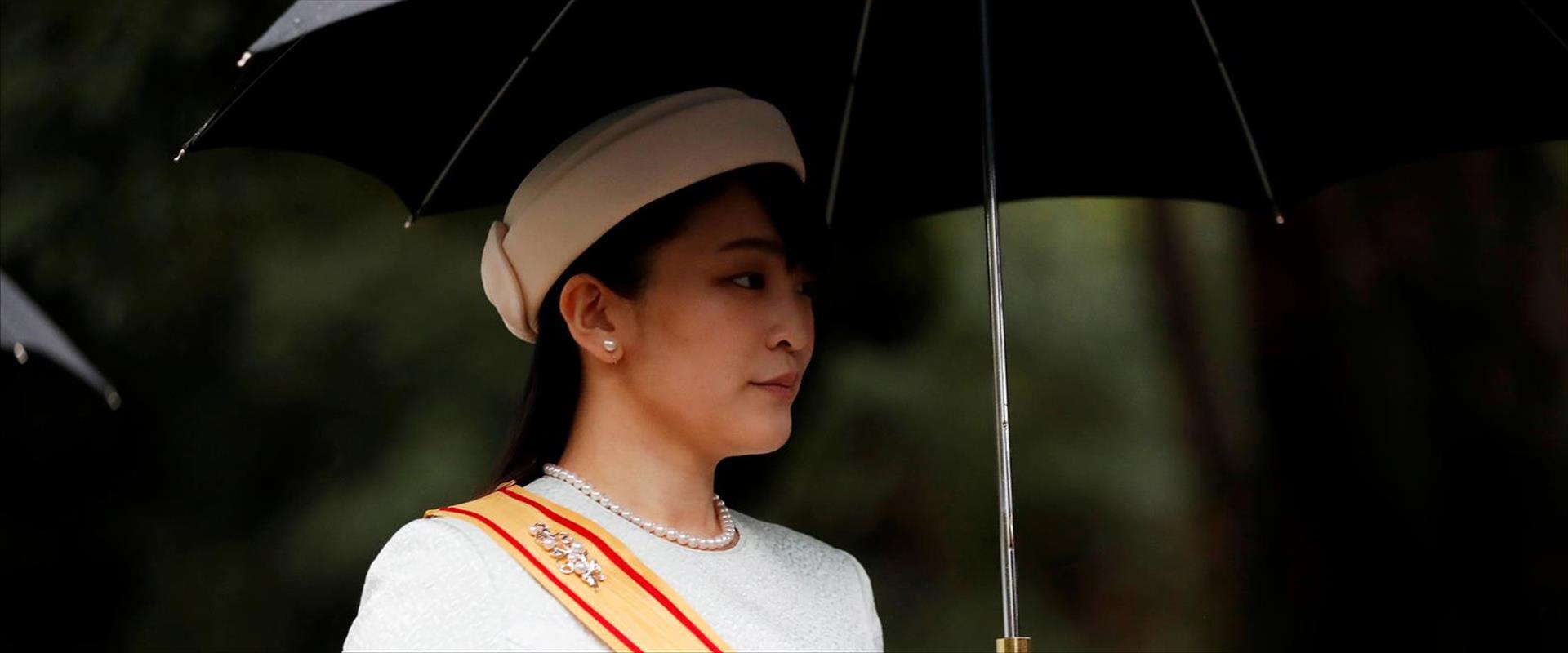 הנסיכה היפנית מאקו