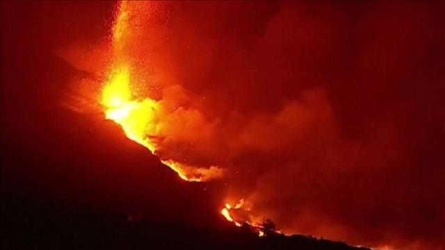 התפרצות הרי הגעש