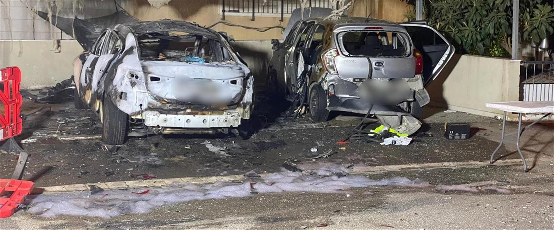פיצוץ המכונית בחיפה