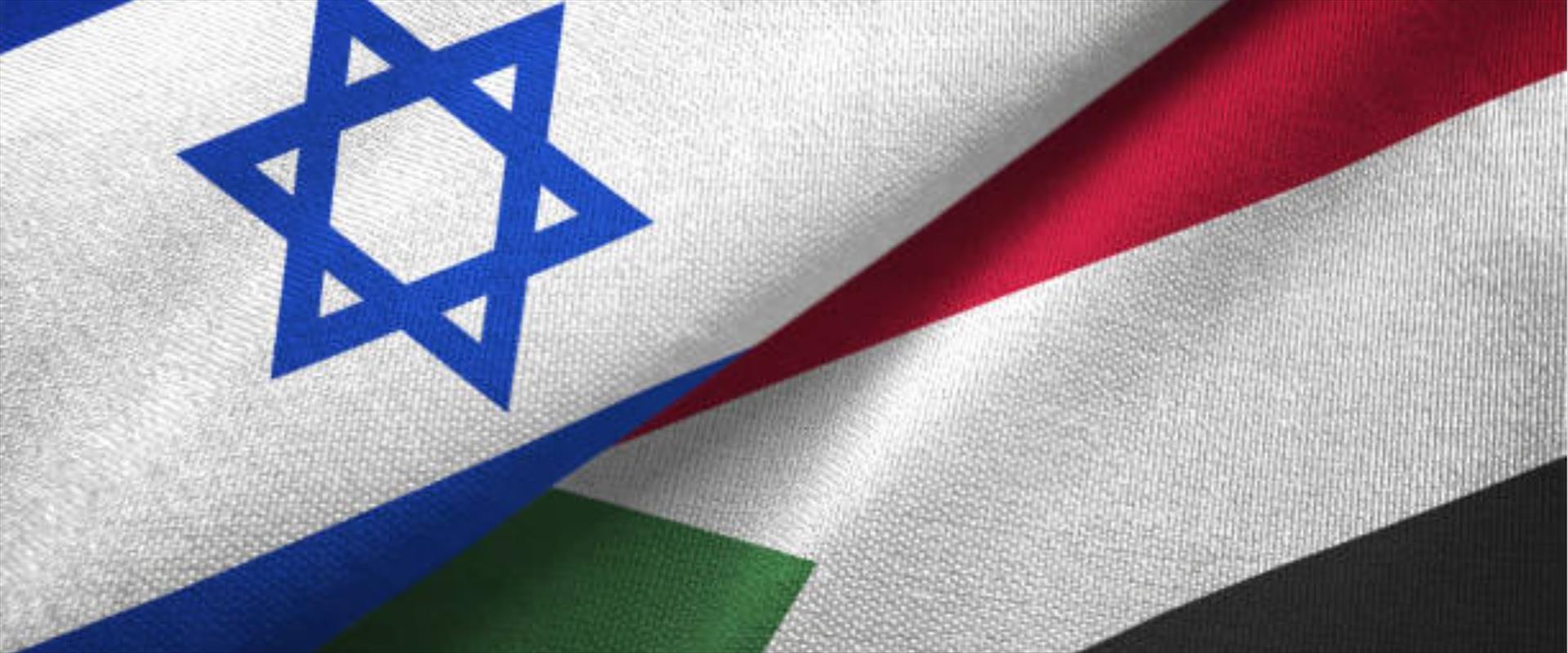 דגלי ישראל סודאן