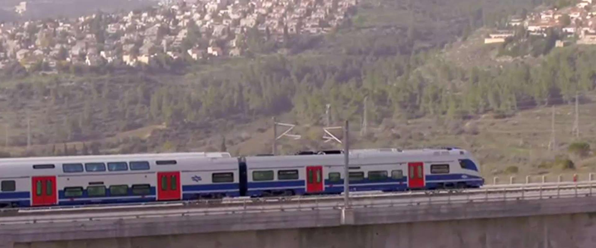 שרון עידן - רכבות חשמליות
