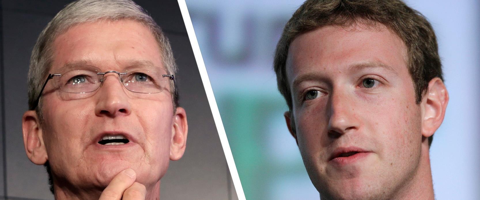 מנגלי פייסבוק ואפל