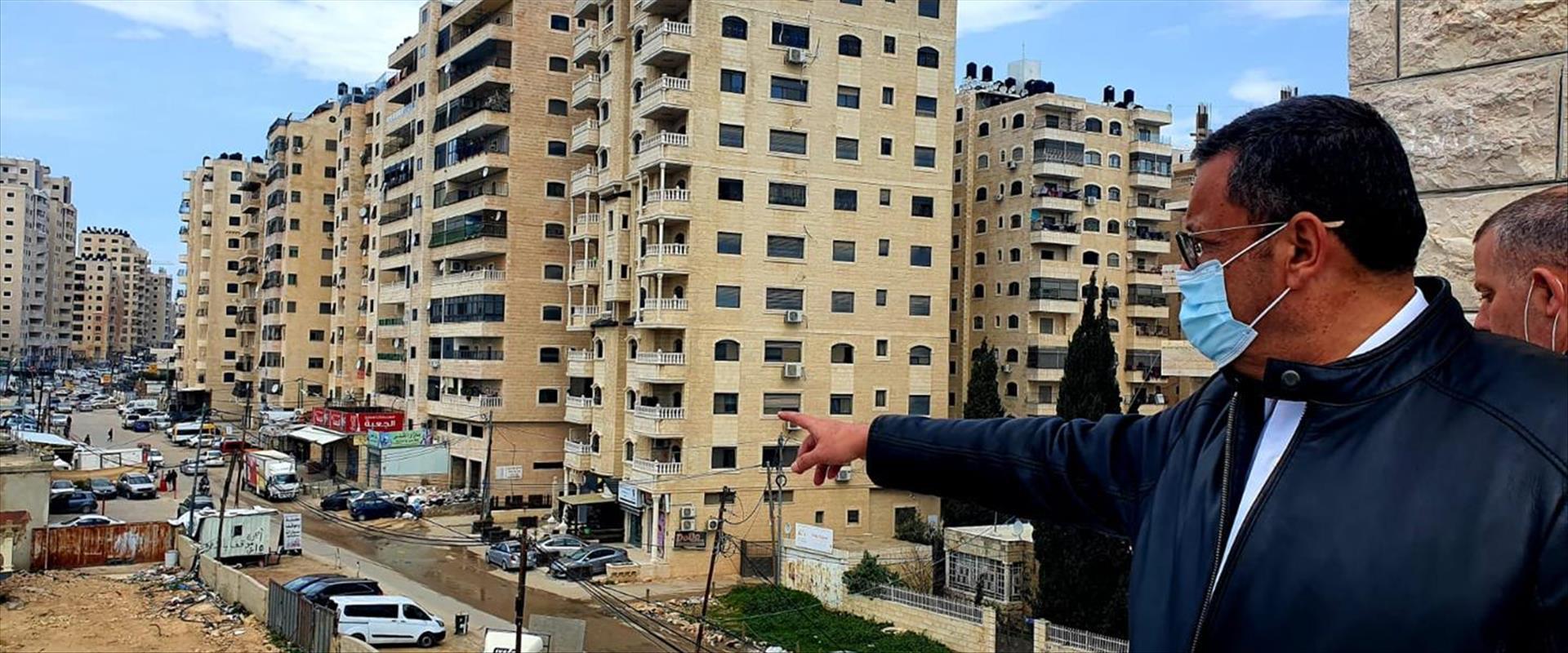 رئيس بلدية أورشليم القدس موشي ليئون