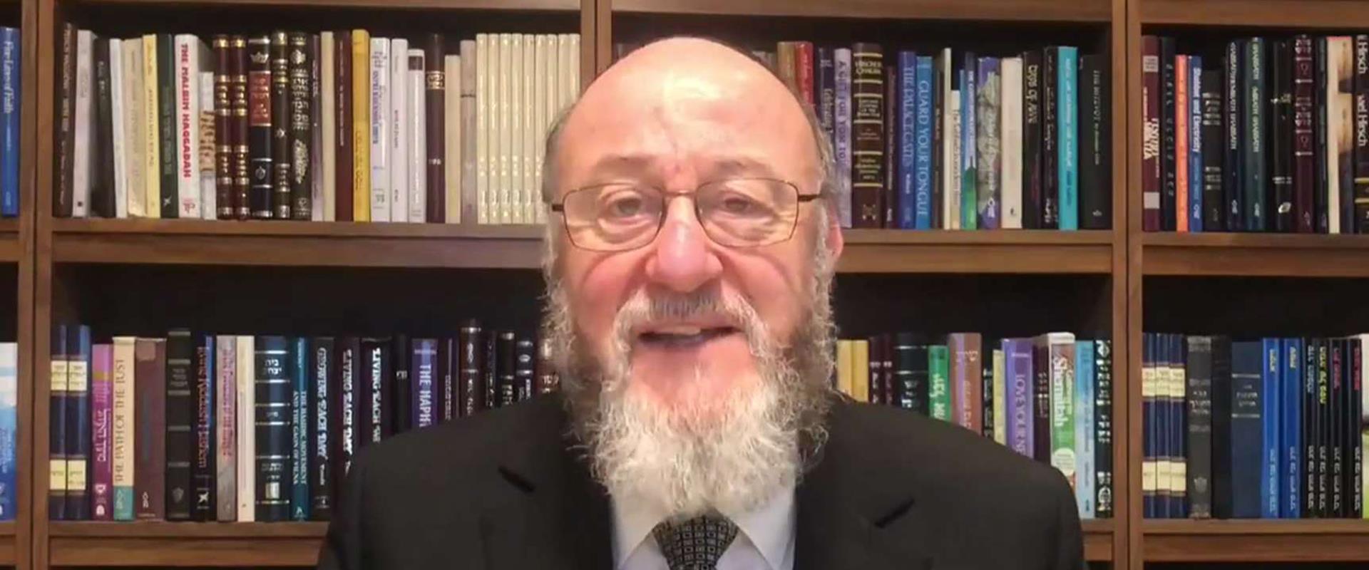 רב בקהילה יהודית בעולם