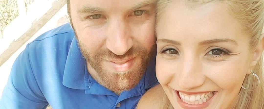 דיאנה רז ובעלה