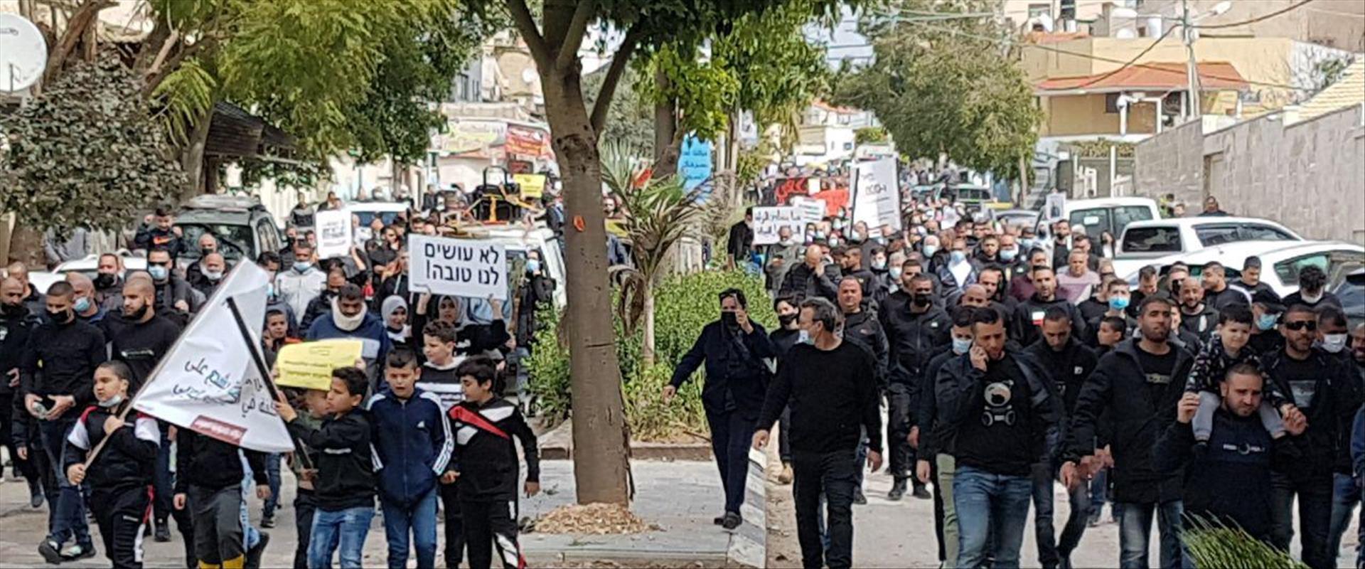 ההפגנה בג'לג'וליה, היום