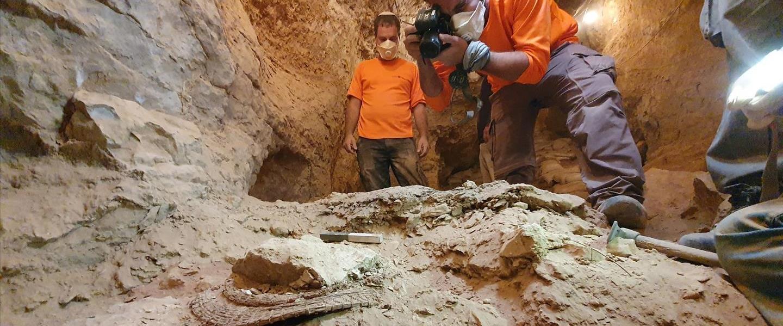 מבצע החפירות - תיעוד
