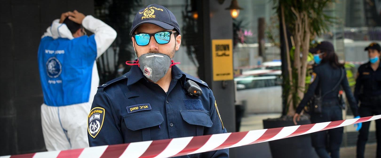 זירת פשע בתל אביב, ארכיון