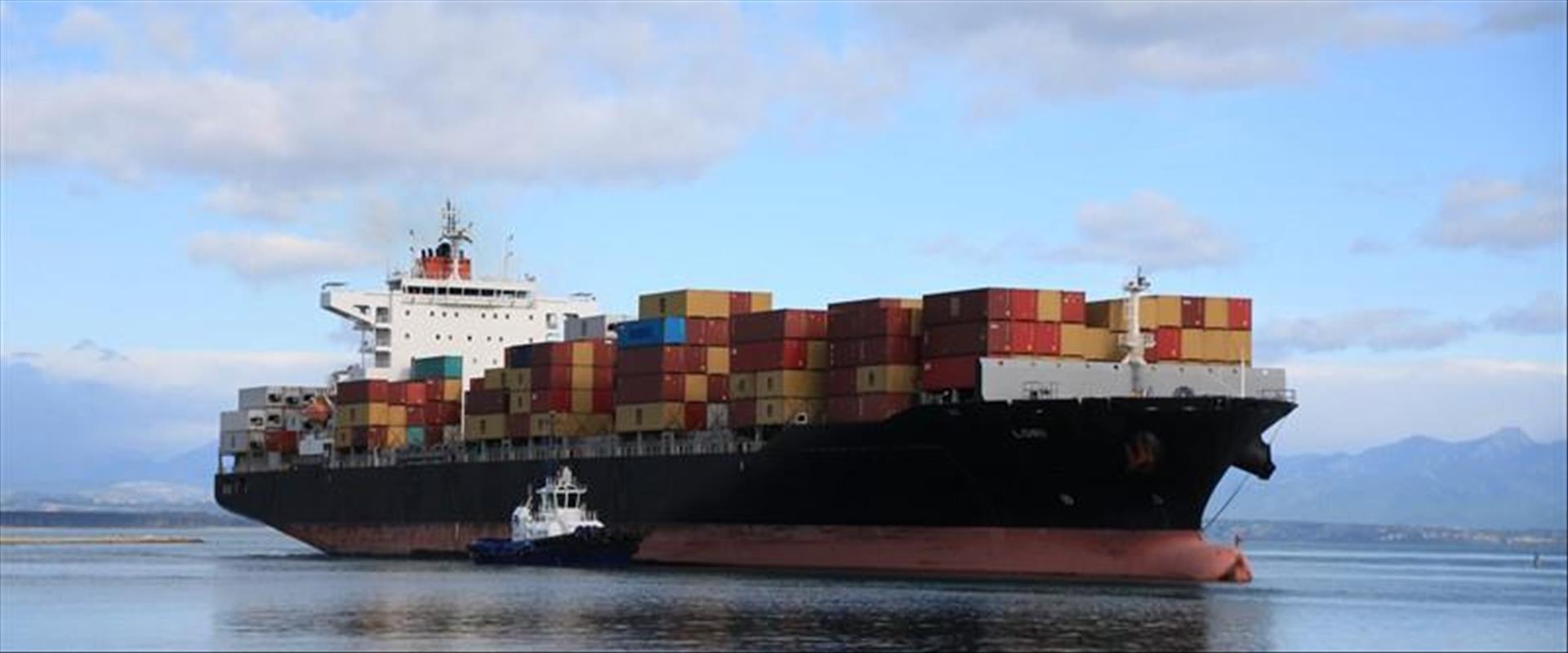 ספינה שהותקפה על ידי איראן במרץ 2021