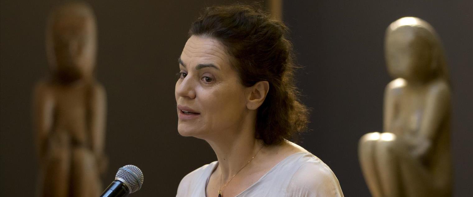 השחקנית מיה מורגנשטרן