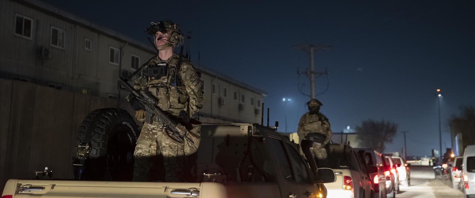 חיילים אמריקנים באפגניסטן, ארכיון